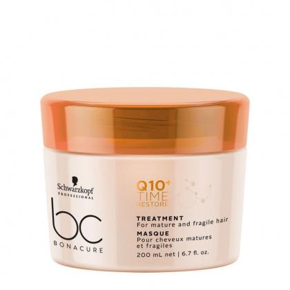 Masque Q10+ Time Restore BC Bonacure - Schwarzkopf Professional - 200 ml