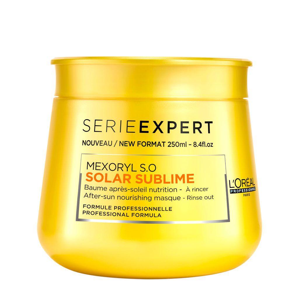 Masque rénovateur Solar Subilme Série Expert - L\'Oréal Professionnel - 250 ml