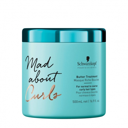 Masque Riche Boucles - Mad About Curls Schw arzkopf - 500 ml