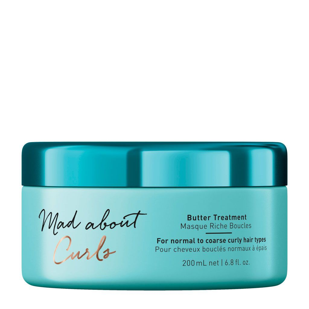 Masque Riche Boucles Mad About Curls - Schwarzkopf Professional - 200 ml