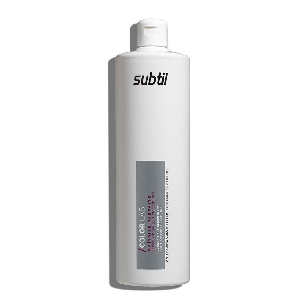 Masque riche disciplinant Maîtrise Parfaite Color Lab - Subtil - 1 L