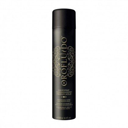 Medium Hold Hairspray - Orofluido