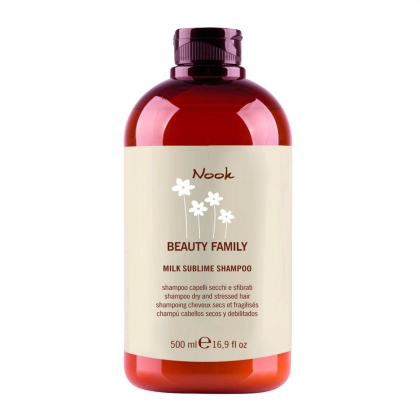Milk Sublime Shampoo Beauty Family - Nook - 500 ml