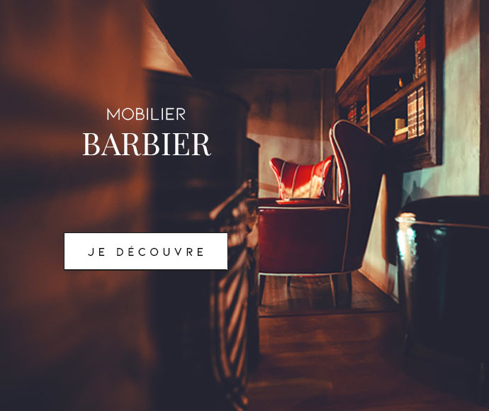Sélection de mobilier barbier barber shop