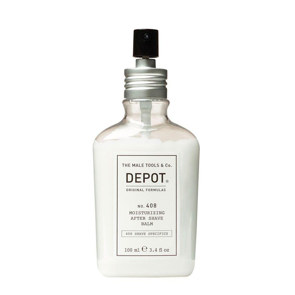 Moisturizing After Shave Balm No. 408 - Depot - 100 ml