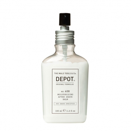 Moisturizing After Shave Balm No. 408 - Depot - 100 ml