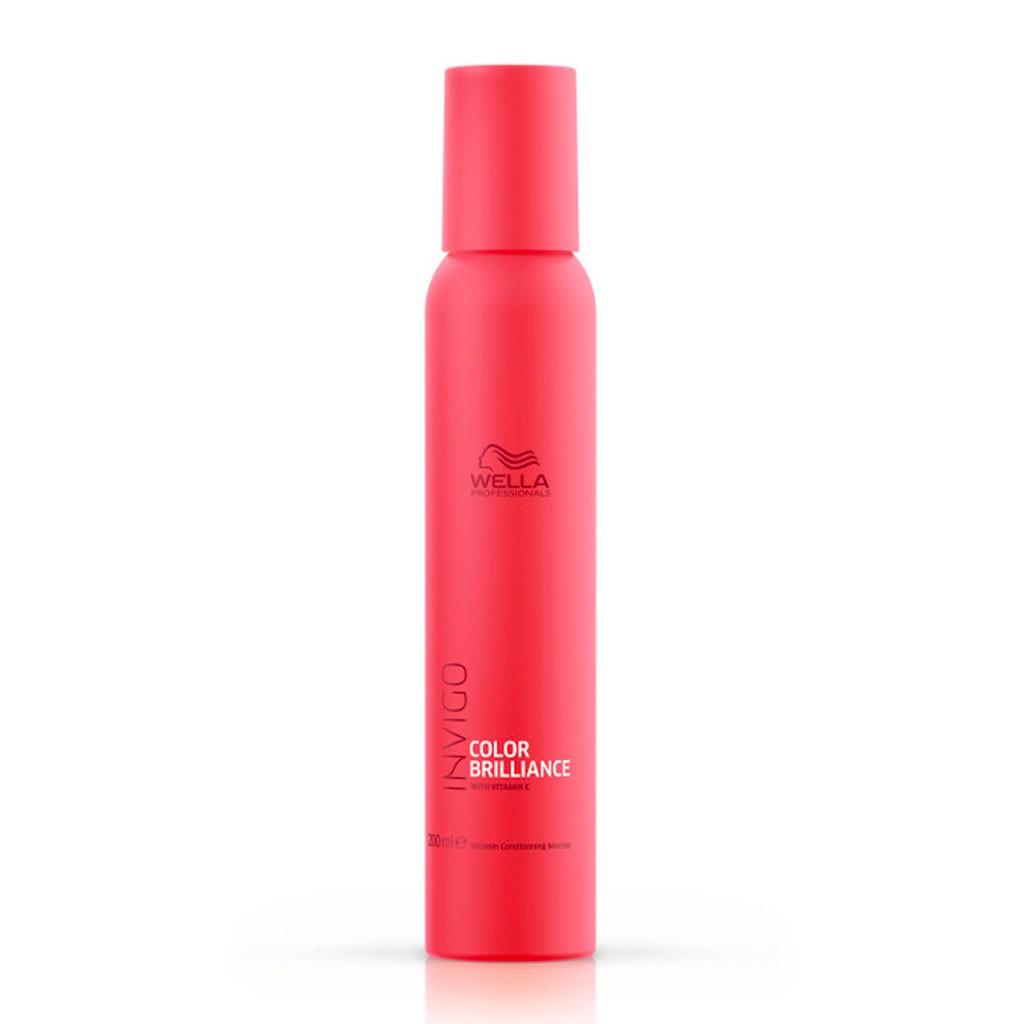 Mousse Color Brilliance Invigo - Wella Professionals - 150 ml