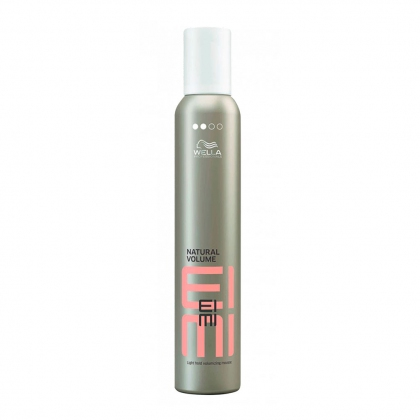 Mousse de coiffage Natural Volume EIMI - Wella Professionals - 500 ml