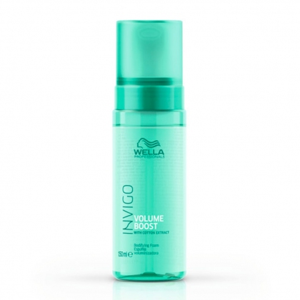 Mousse épaississante Volume Boost Invigo - Wella Professionals - 150 ml