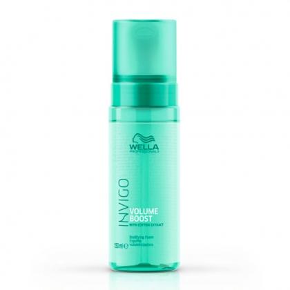 Mousse épaississante Volume Boost Invigo - Wella Professionals - 150 ml