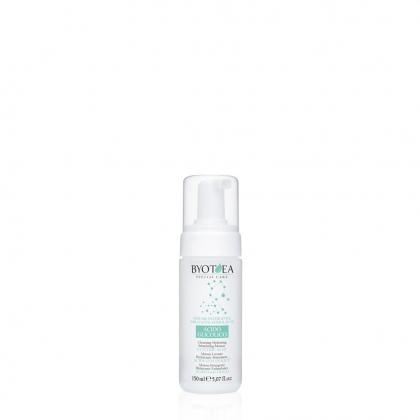 Mousse Lavante Hydratante Stimulante - Byotea