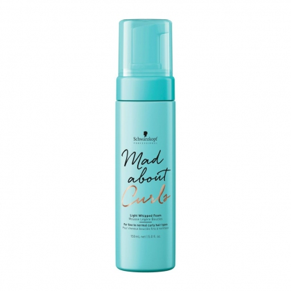 Mousse légère boucles Mad About Curls - Schwarzkopf Professional - 150 ml
