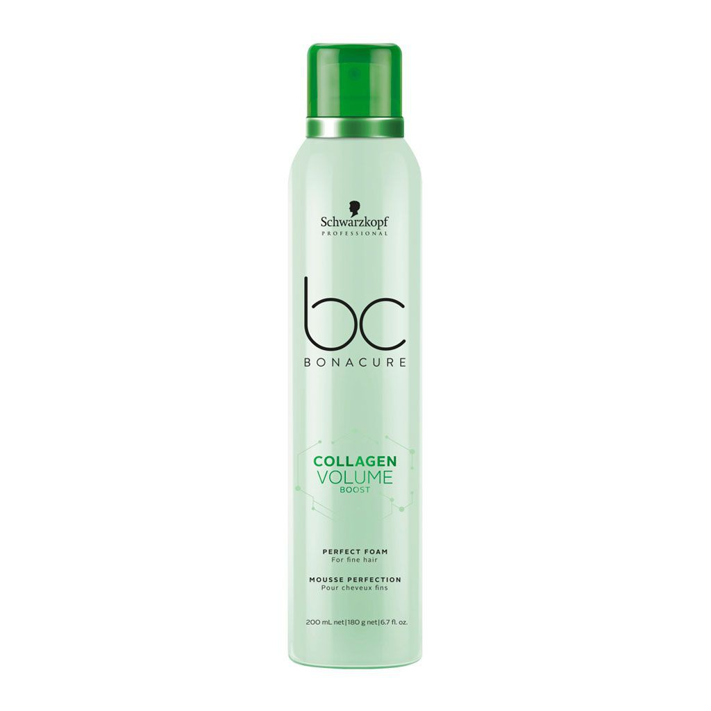 Mousse perfection Collagen Volume Boost BC Bonacure - Schwarzkopf Professional - 200 ml