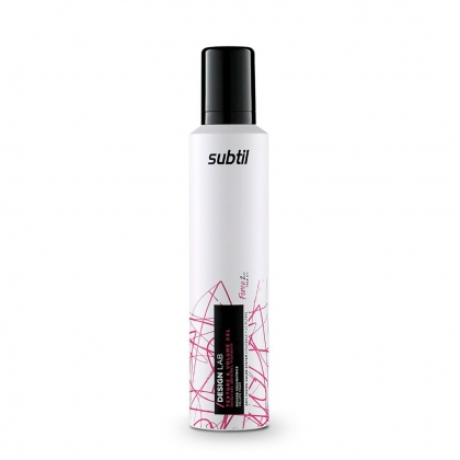 Mousse volumatrice Design Lab - Subtil - 250 ml