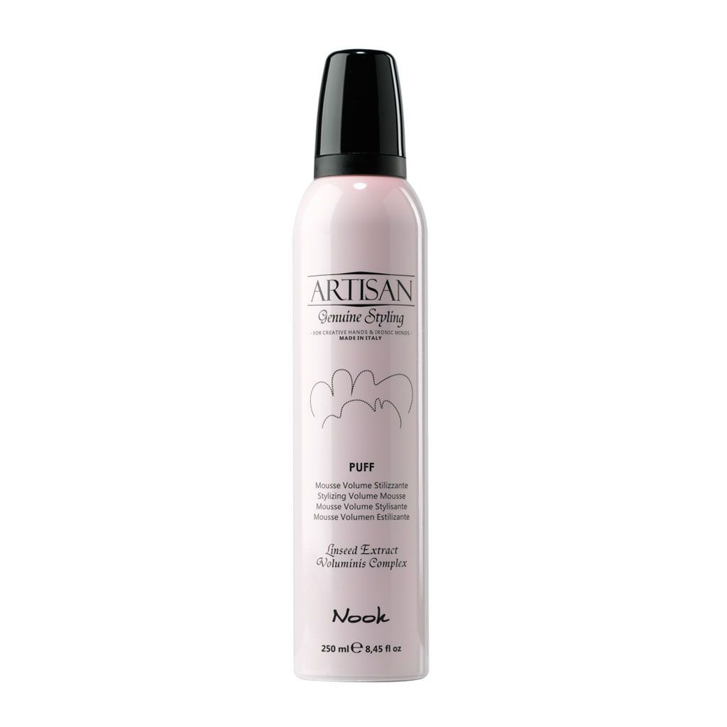 Mousse volume Puff Artisan - Nook - 250 ml