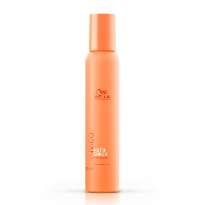 Mousse voluptueuse Nutri-Enrich Invigo - Wella Professionals - 150 ml