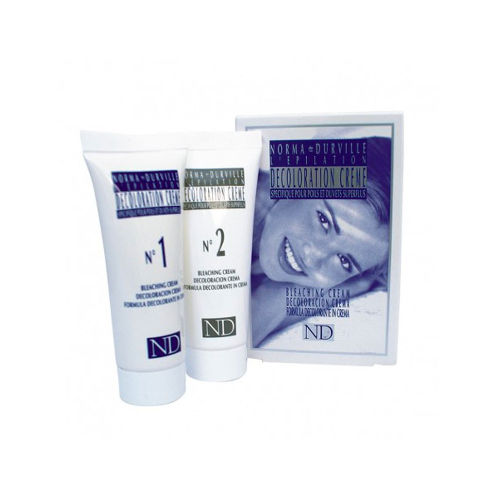 ND DECOLORATION CREME VENTE 2X30ML