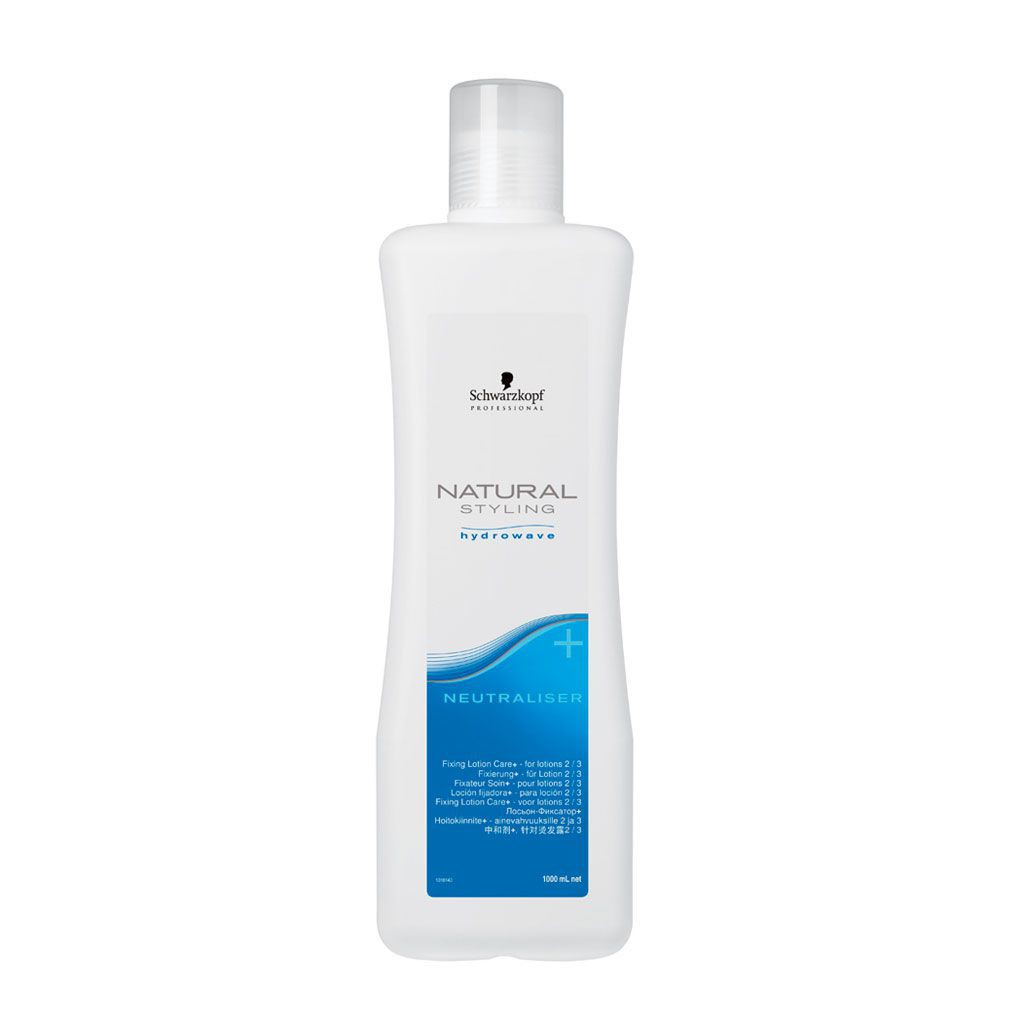 Neutralisant pour permanente + Natural Styling - Schwarzkopf Professional - 1 L