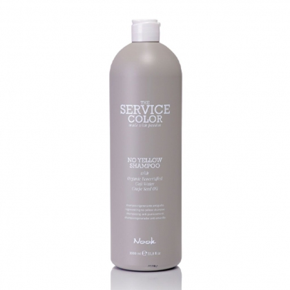 No Yellow Shampoo The Service Color - Nook - 1 L