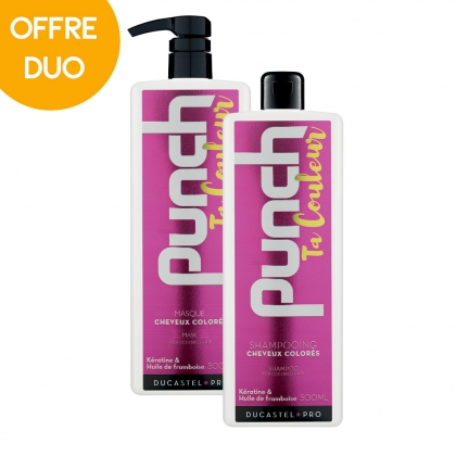 Offre Duo Punch Ta Couleur