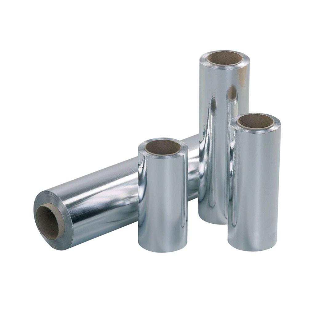 Papier aluminium - 12 cm