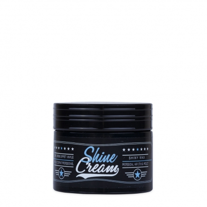 Pâte coiffante The Shine Cream