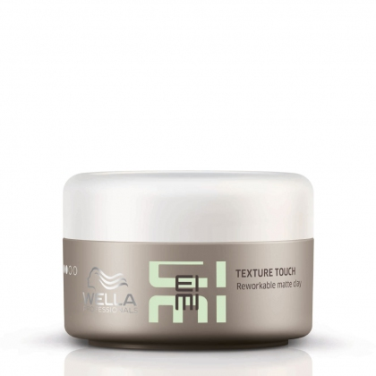 Pâte d'argile modelante Texture Touch EIMI - Wella Professionals - 75 ml
