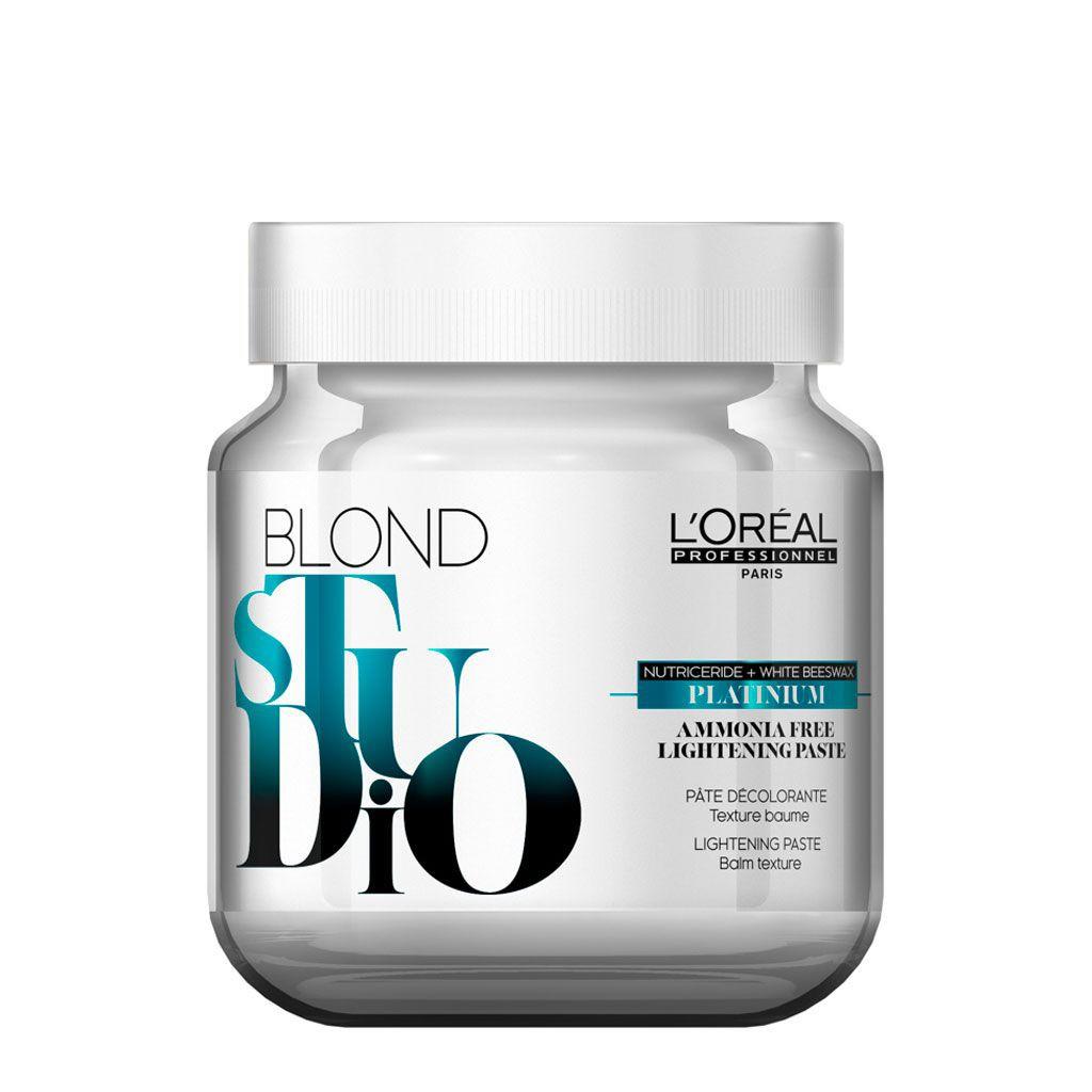 Pâte platinium Blond Studio - L\'Oréal Professionnel - 500 gr
