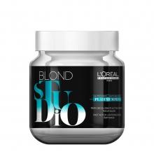 Pâte platinium Plus Blond Studio - L\'Oréal Professionnel - 500 gr