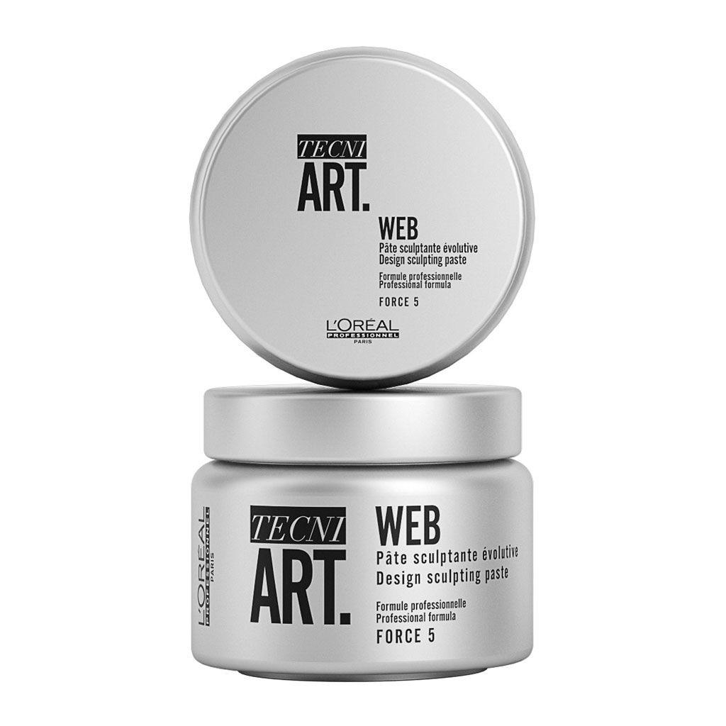 Pâte sculpatante Web Tecni.Art - L\'Oréal Professionnel - 150 ml