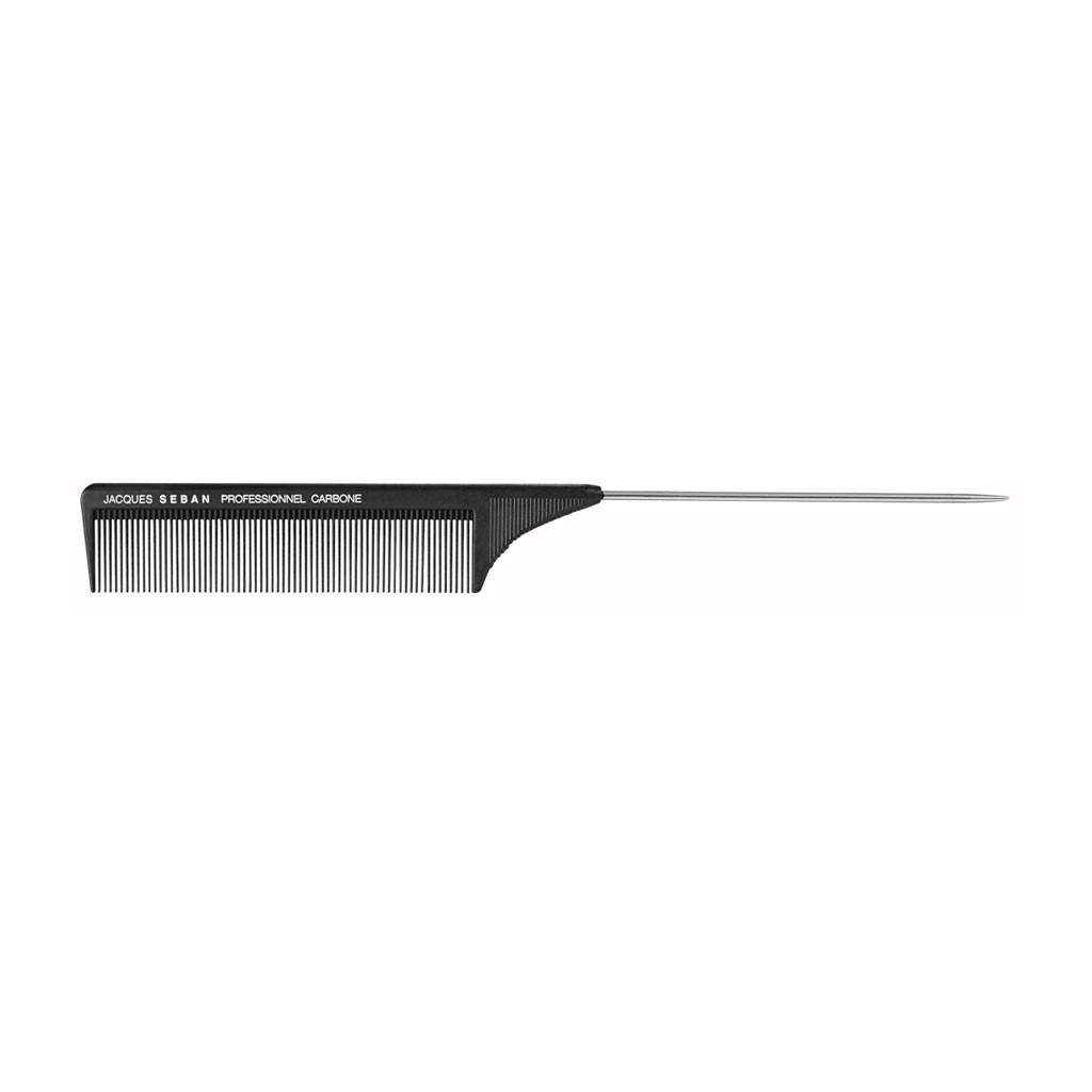 Peigne à queue métallique modèle CC12