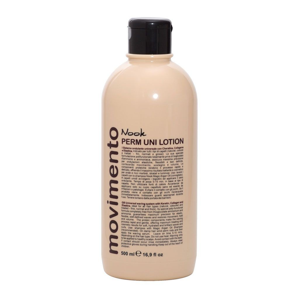 Perm Uni Lotion Movimento - Nook - 500 ml