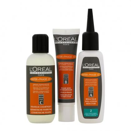 Permanente Inter-phase C - L\'Oréal Professionnel -