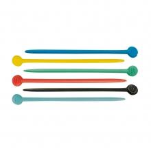 Pics à rouleaux en plastique multicolores - 67 mm