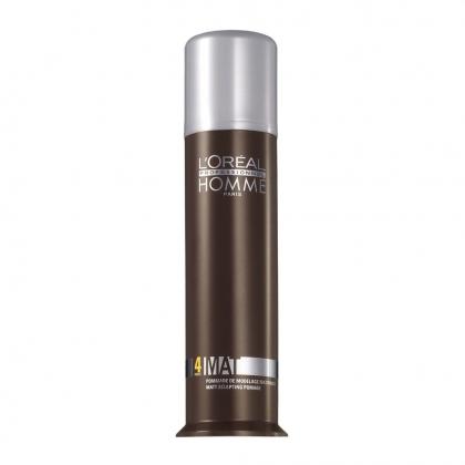 Pommade de modelage Mat Homme - L\'Oréal Professionnel - 80 ml