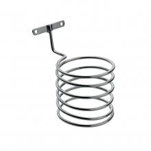 Porte sèche-cheveux spiral