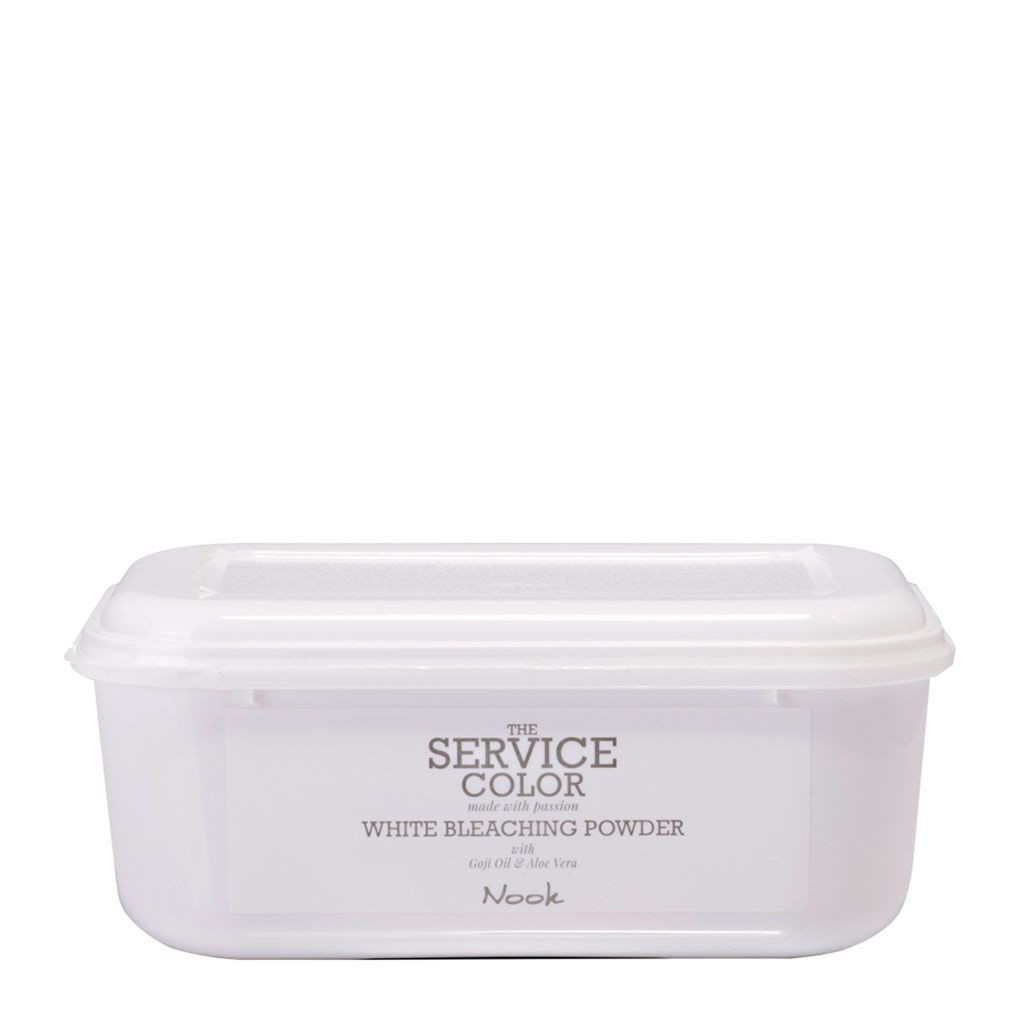 Poudre Bleaching White The Service Color - Nook - 500 gr