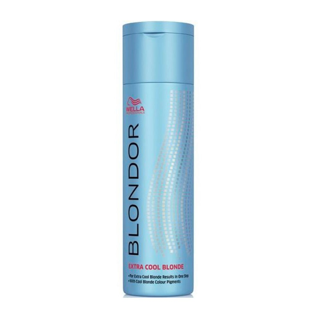Poudre décolorante Extra Cool Blonde Blondor - Wella Professionals - 150 ml