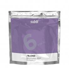 Poudre décolorante sans ammoniaque Blond - Subtil - 450 gr