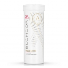 Poudre éclaircissante Freelights White Lightening Blondor - Wella Professionals - 400 gr