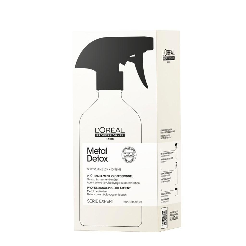 Pré-traitement Neutralisateur Anti-métal Metal Detox