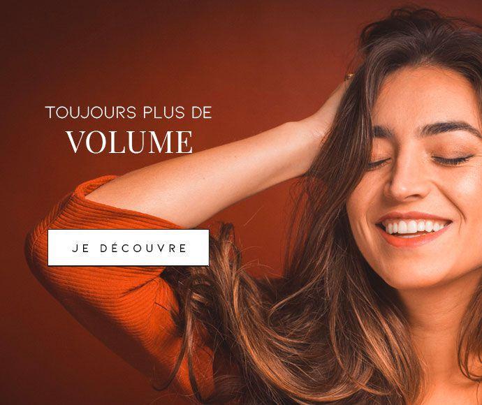 Produit coiffant : Volume