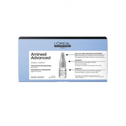 Programme Anti-Chute Aminexil Advanced Série Expert