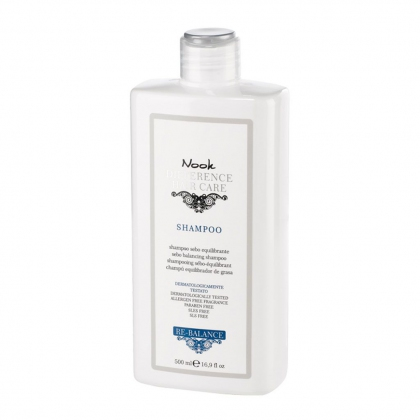 Re-Balance Shampoo Difference Hair Care - Nook - 500 ml