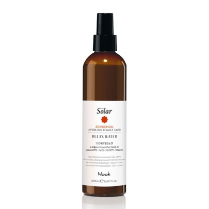 Relax Water Solar SuperFood - Nook - 250 ml