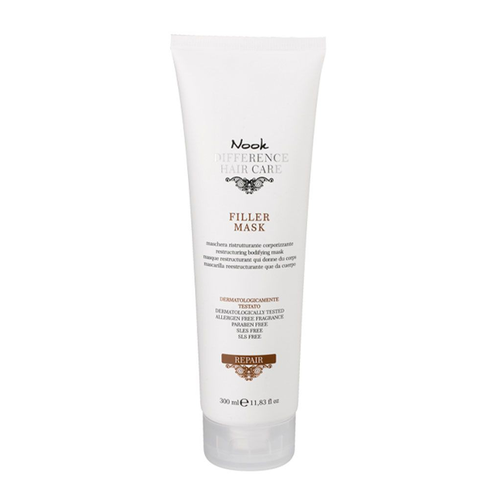 Repair Filler Mask Difference Hair Care - Nook - 300 ml