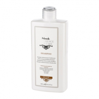 Repair Shampoo Difference Hair Care - Nook - 500 ml