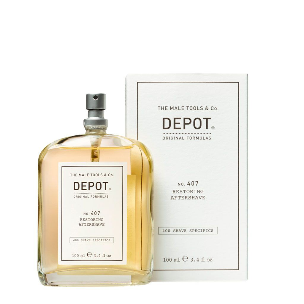 Restoring Aftershave No. 407 - Depot - 100 ml