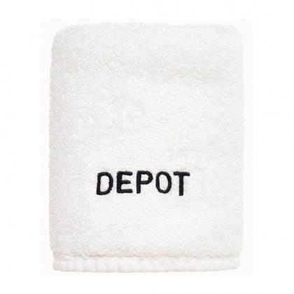 Serviette blanche - Depot