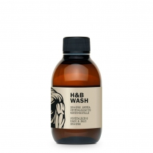Shampooing & Douche H&B - Dear Beard - 250 ml